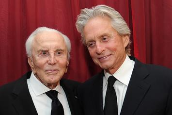Kirk Douglas, Hollywood Legend & Father Of Michael Douglas, Passes Away At 103