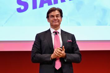 Dr. Oz Wants To Make Mark Wahlberg Throw Up During Their Competitive Workout