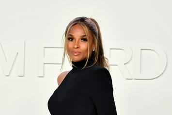 Ciara Twerks Onstage While Pregnant: Watch