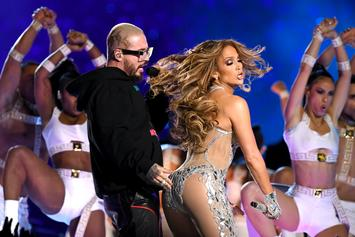 "Jennifer Lopez To Join Black Eyed Peas & J Balvin On ""RITMO"" Remix"