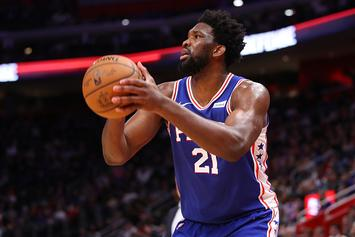 NBA Teams Preparing For Possibility That Sixers Trade Joel Embiid: Report
