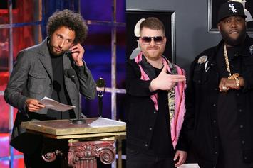 Rage Against The Machine Tap Run The Jewels For Reunion Tour