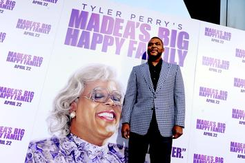 Tyler Perry Gets Nod For Worst Screenplay, Worst Supporting Actor By Razzie Awards