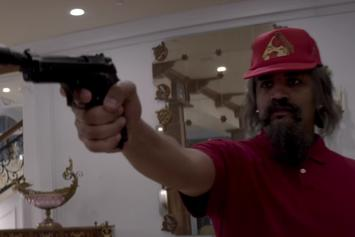 "Joyner Lucas Is A Master Of Disguise In Epic ""Revenge"" Visuals"