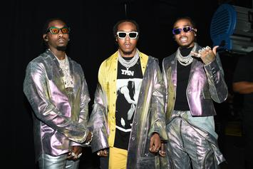 "Quavo Announces Migos, Young Thug, & Travis Scott Collab ""GNF"" Drops Friday"