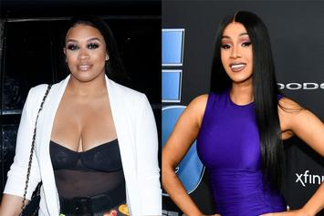 Rah Ali  Wrecks Cardi B & Her Best Friend