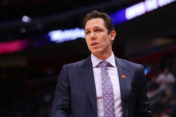 Luke Walton Goes Off On Luka Doncic Over Bad Officiating, Luka Responds