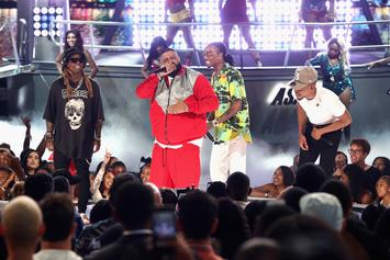 Lil Wayne, DJ Khaled & Quavo To Perform At NBA All-Star Game Halftime Show