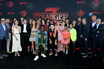 "Netflix Drops ""Stranger Things"" Season 4 Teaser"