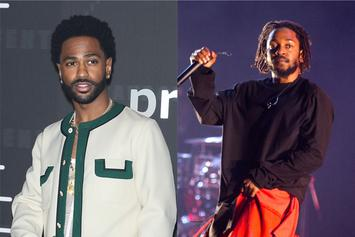 Big Sean Addresses Kendrick Lamar Beef Rumours