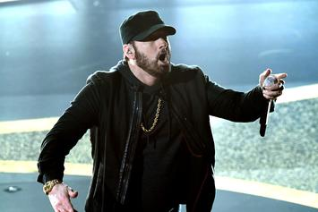 "Eminem's ""Rap God"" Hits 1 Billion Views On Youtube"