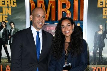 "Rosario Dawson ""Comes Out"" But Has ""Never Had A Relationship In That Space"""