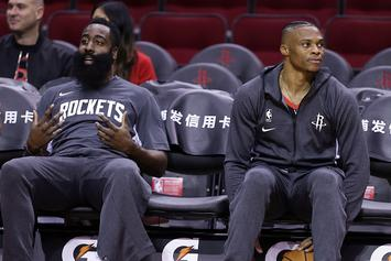 James Harden, Russell Westbrook Channel Outkast For GQ Cover
