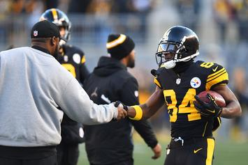 Mike Tomlin Comments On Antonio Brown And Potential For Reunion
