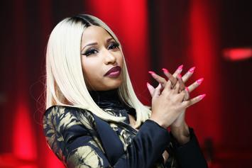 Nicki Minaj Pornhub Twerk Video Caption Has Her In Tears