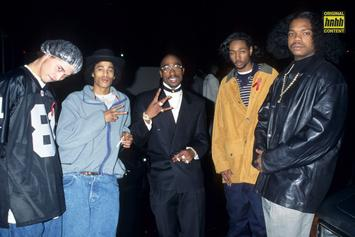 2Pac & Notorious B.I.G. Made Classics With Bone Thugs-N-Harmony