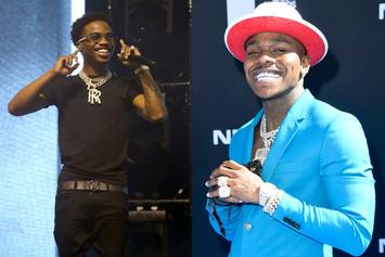 Roddy Ricch & DaBaby Are In The Studio