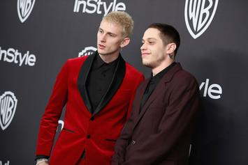 "Pete Davidson & Machine Gun Kelly Are Bad Influences In ""Big Time Adolescence"""