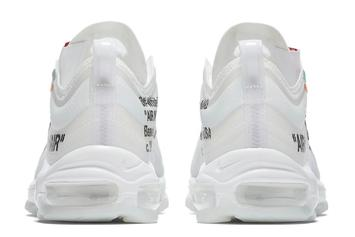 Off-White x Nike Air Max 97 Rumored To Restock