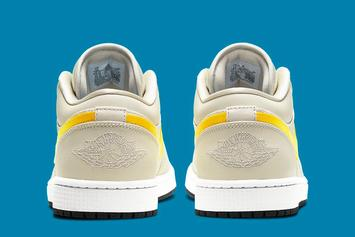 Air Jordan 1 Low Gets Dressed In Tropical Patterns: Official Photos