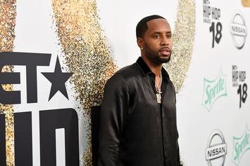 """Safaree Advises """"Young Kings"""" To Stop Flexing Cash On Social Media"""