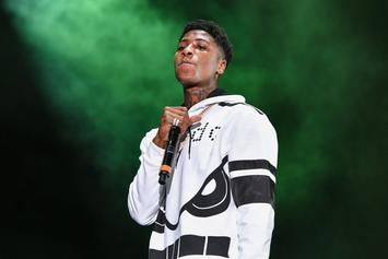 YoungBoy Never Broke Again Goes Live While Recording Ad-Libs