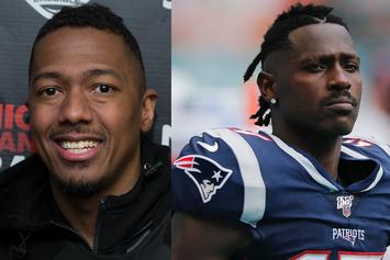 "Nick Cannon Speaks On Antonio Brown: ""I See A Brother Crying Out For Help"""