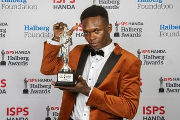 Israel Adesanya Apologizes After Insensitive 9/11 Comments