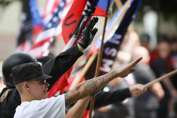 New Jersey Raises White Supremacists Threat Level Above ISIS