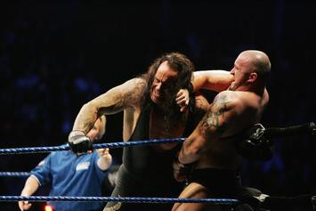 The Undertaker Rumored To Appear At WWE Super ShowDown Event