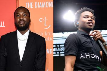 Meek Mill Previews Snippet Of Unreleased Banger With Roddy Ricch