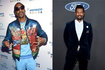 "Snoop Dogg Tells Deon Cole To ""Deal With"" Bell Bottoms Hate"