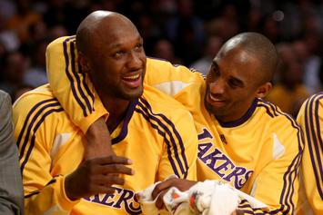 Lamar Odom Wants To Ask Kobe Bryant For Advice About Pawned Rings