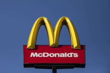 """McDonald's Is Auctioning Off A $90K """"Golden Shamrock Shake"""" For Charity"""