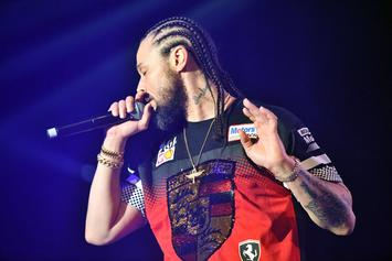 Bizzy Bone Tries Hand At Eminem's #GODZILLA Challenge