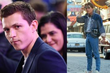 """Tom Holland Speaks On """"Back To The Future"""" Remake Rumors"""
