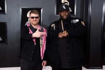 """El-P Reveals """"Run The Jewels 4"""" Is Inspired By EPMD"""