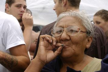Weed Use Amongst People 65 & Over Is Increasing