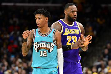 "LeBron James Praises Ja Morant: ""The Kid Is Super Special"""