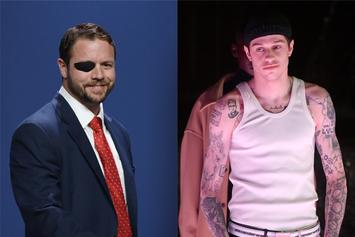 Dan Crenshaw Responds To Pete Davidson Retracting Apology