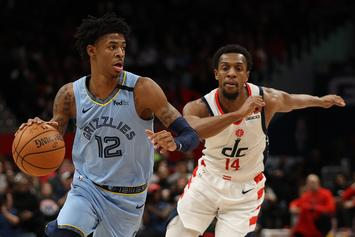 Ja Morant Reacts To Rookie Of The Year Race With Dismissive Energy