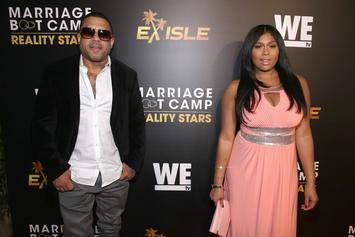 "Benzino & Althea Heart Fight Through Relationship Problems On ""Love Goals"""