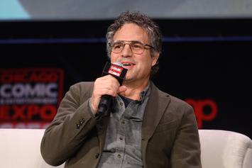 "Mark Ruffalo Talks ""Parasite"" TV Series & Possible ""She-Hulk"" Cameo"