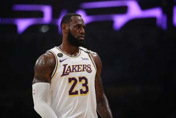 LeBron James Divulges On Why Men Should Be Able To Cry