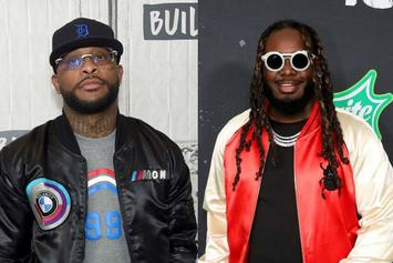 "Royce Da 5'9"" Was Hurt When T-Pain Rejected Feature Request"