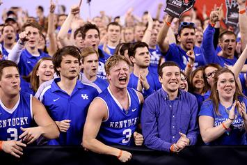 Kentucky Fan Caught Yelling Racial Slur, Issues Lame Apology