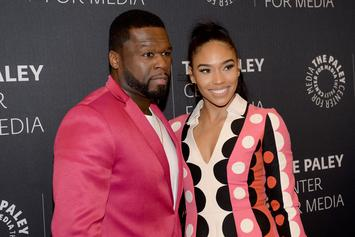 50 Cent & Girlfriend Cuban Link Still Going Strong