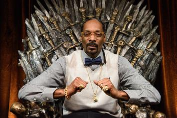 "Snoop Dogg To Executive Produce ""Sherlock Holmes"" TV Series"