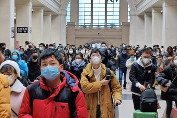 Coronavirus Quarantine Hotel Collapses On The Sick In China