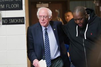 Killer Mike Likens Bernie Sanders To Martin Luther King Jr. & Gets Slammed Online